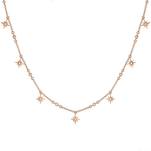 Juliette Necklace | Classic Gold Plated