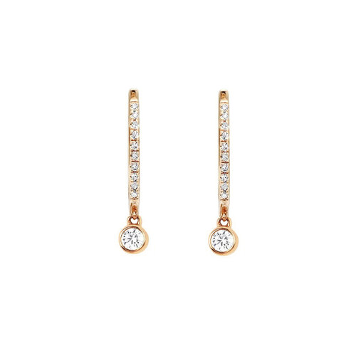 Dot Earrings | Classic Gold
