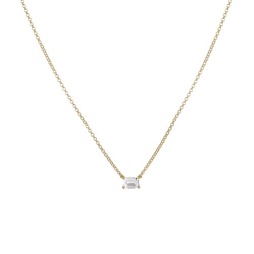 Nicole Necklace | Yellow Gold Plated