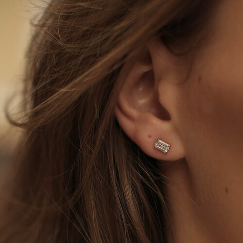 Nicole Earrings | Yellow Gold