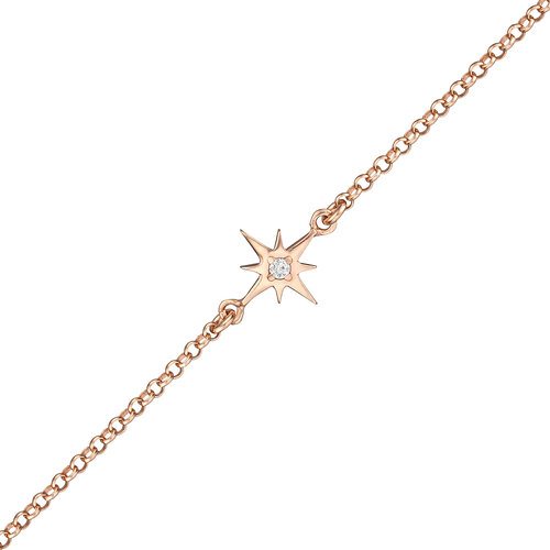 Star Bracelet | Classic Gold Plated