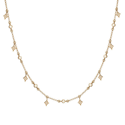 Alice Necklace | Yellow Gold