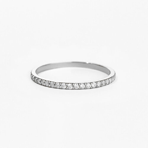 Eternity Ring | White Gold