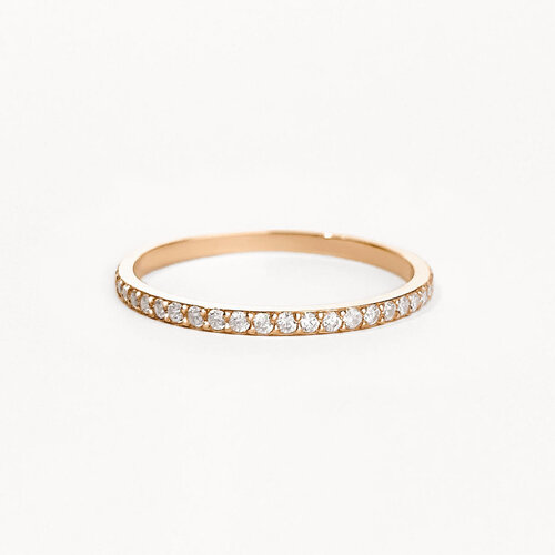 Eternity Ring | Classic Gold