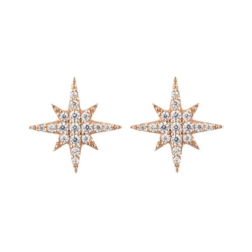 Stella Earrings | Classic Gold Plated