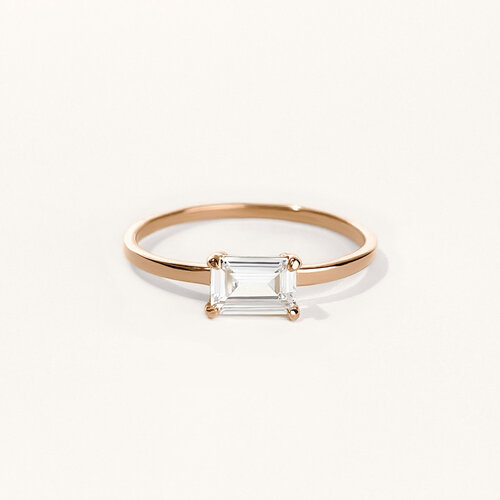 Nicole Ring | Classic Gold Plated