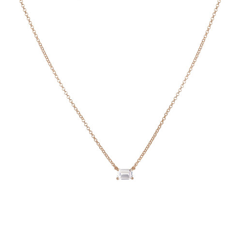 Nicole Necklace | Classic Gold