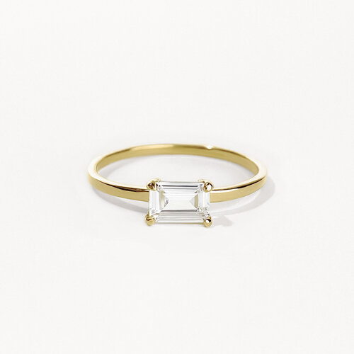 Nicole Ring | Yellow Gold