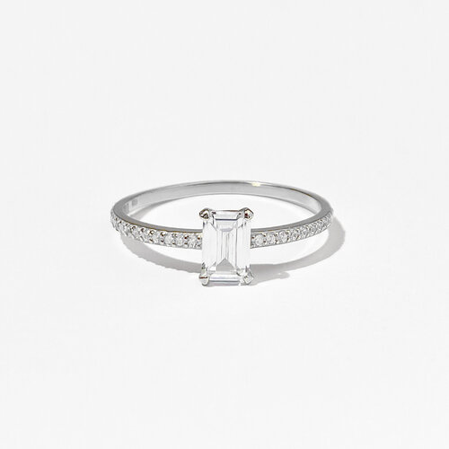 Emily Ring | White Gold