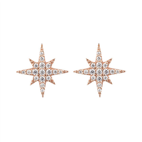 Stella Earrings | Classic Gold