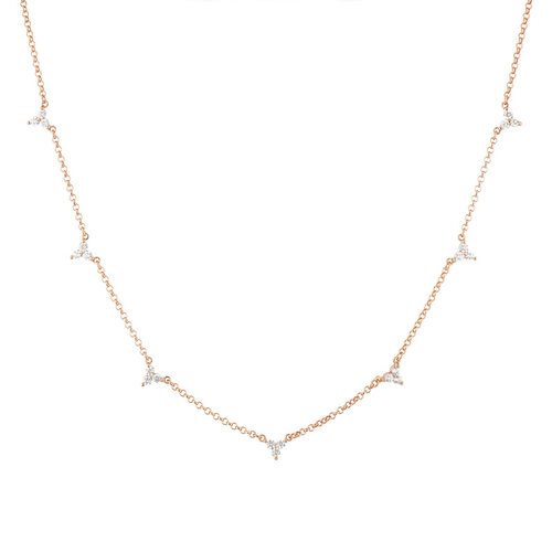 Petite Jasmine | Classic Gold Plated